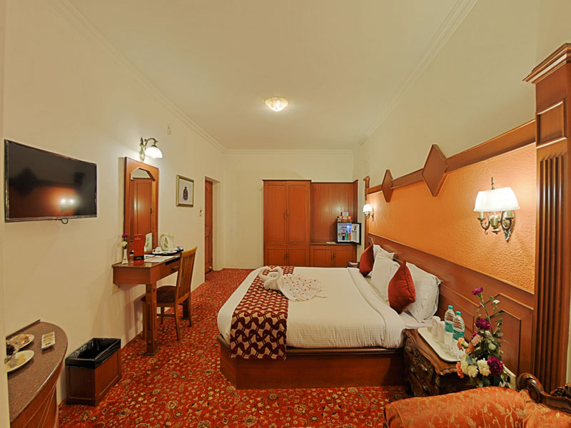 no1 hotel in ooty