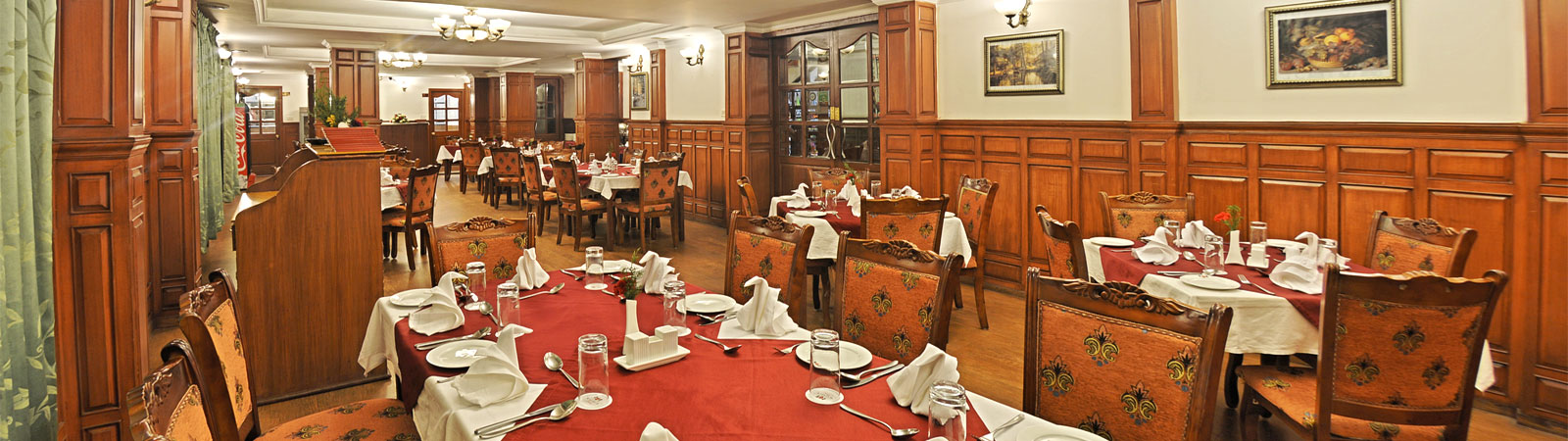 hotels with restaurant in ooty